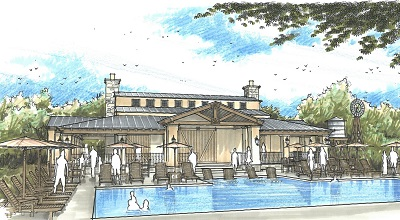 Swimming Pool and Clubhouse - Mayer, AZ - Silver Mountain Ranches Sustainable Community